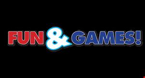 Fun & Games logo