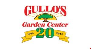 Gullo's Garden Center logo