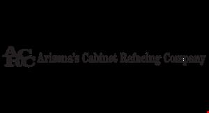 Arizona's Cabinet Refacing Company logo