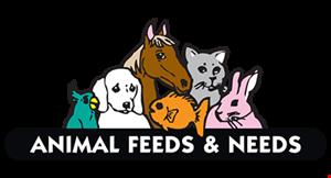 Animal Feeds & Needs logo