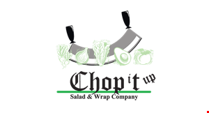 Chop It Up logo