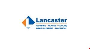 Lancaster Plumbing, Heating, Cooling & Electrical logo