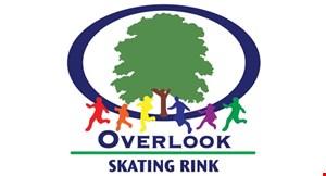 Overlook Skating Rink logo