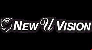 New U Vision logo