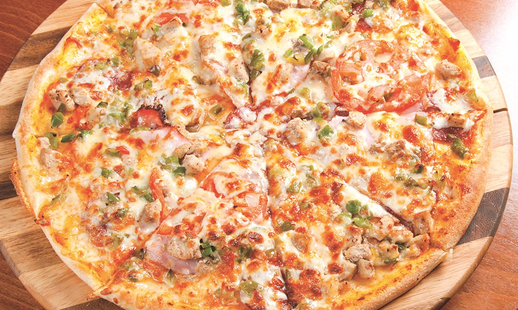 Product image for Main Street Pizzeria & Grille $2 OFF take-out & delivery only of $20 or more.