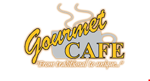 The Gourmet Cafe logo