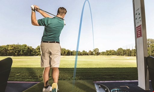 Product image for Green Valley Golf Range FREE 1 hour's play on Toptracer.