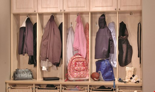 Product image for Closet Works up to 25% Off  SPECIAL BONUS: FREE INSTALLATION SPECIAL BONUS: SENIORS TAKE AN ADDED 5% OFF.