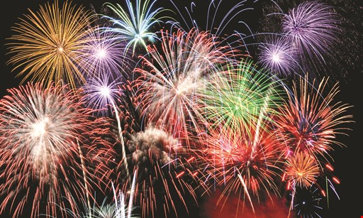 Product image for Mess's Fireworks 15% off fireworks purchase.