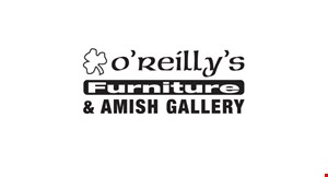 O'Reilly's Furniture & Amish Gallery logo
