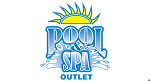 Product image for Pool & Spa Outlet SPRING SPECIAL: $10 off any purchase of $50 or more