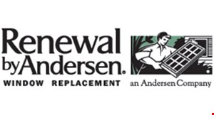Product image for Renewal By Anderson No money down, no payments, no interest for 1 year and buy 1 window or door, get 1 window or door 40% o