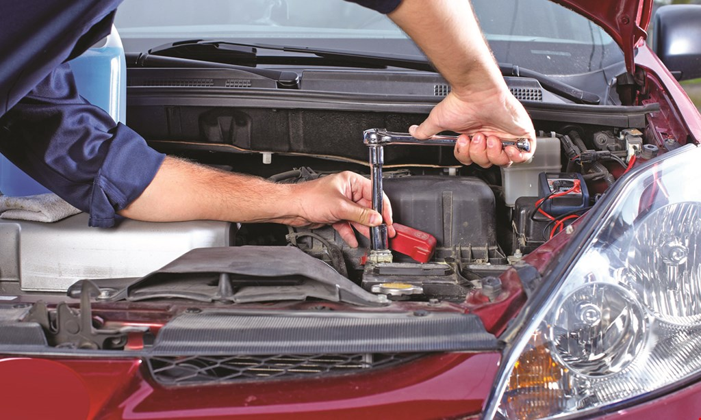 Product image for JMJ Automotive & Express Lube $6 Off 10-MINUTE FULL-SERVICE OIL CHANGE