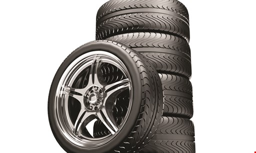 Product image for Center Exit Tire up to $70 Mastercard reward card with purchase of a set of 4 General tires