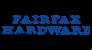 Fairfax Hardware logo