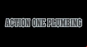 Action One Plumbing logo