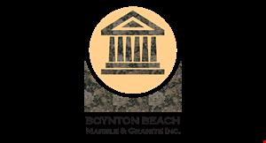 BOYNTON BEACH MARBLE & GRANITE INC. logo
