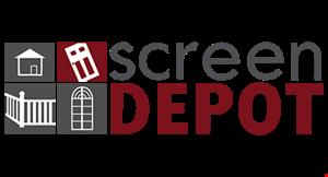 Screen Depot logo