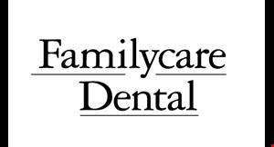 FAMILYCARE DENTAL logo