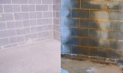 Product image for Aquaguard Foundation Solutions Up to $500 OFF any waterproofing, crawl space or foundation repair project.
