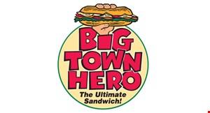 Big Town Hero logo