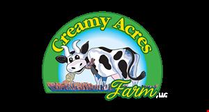 Creamy Acres Farm logo