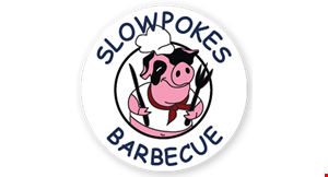 Slowpokes Barbecue logo