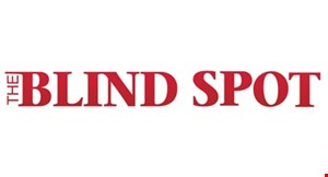 Product image for Blind Spot $25 Off Any Purchase Of $250 Or More.