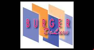 Burger Deluxe logo