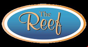 Reef Restaurant - St. Augustine logo