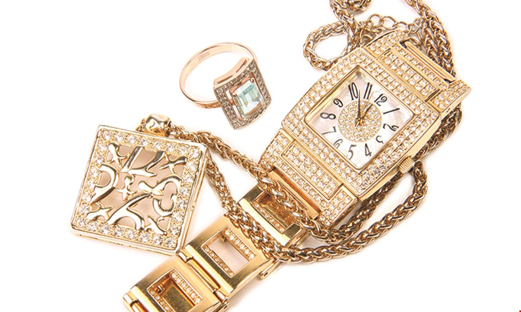 Product image for Northeastern Jewelers present this coupon for an additional $50 cash