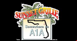 Sunset Grille - St. Augustine logo