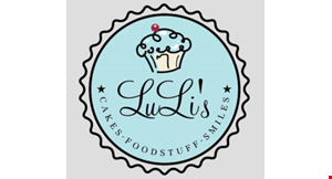 Luli's Cupcakes logo