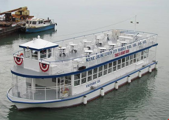 Product image for St. Augustine Scenic Cruise $1 off adult admission.