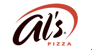"""Product image for Al's Pizza $3 Off Any 14"""" Pizza"""