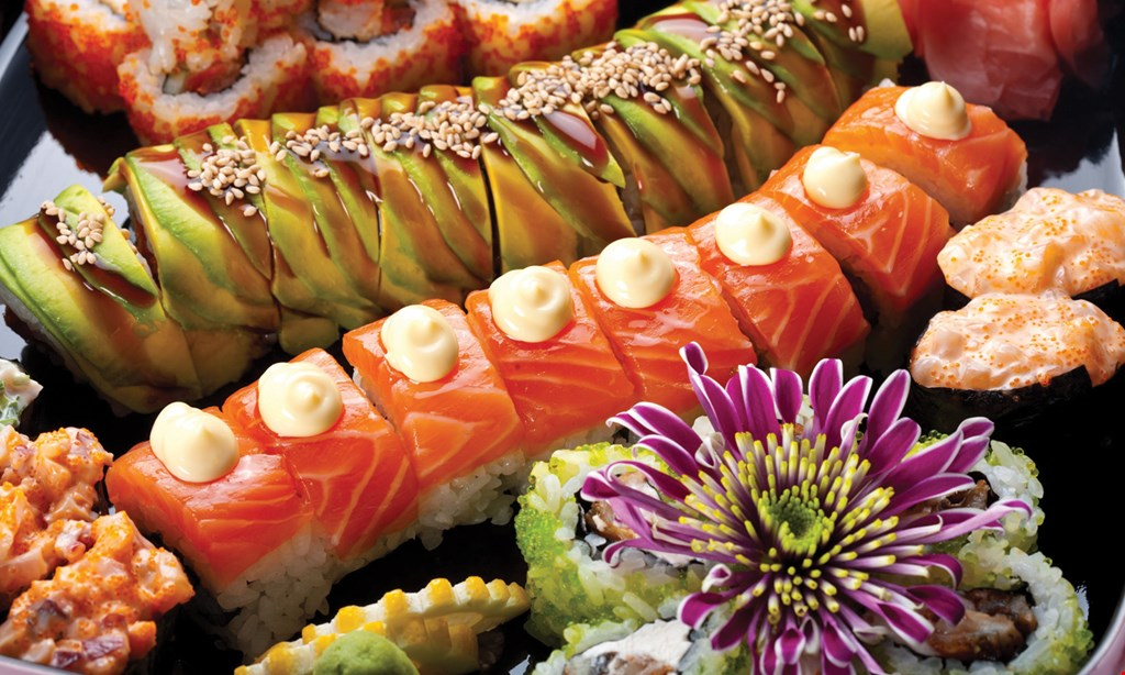 Product image for Crazy Sushi - Deerwood $5 Off any purchase of $30 or more