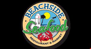 Beachside Seafood logo