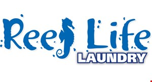 Reef Life Laundry logo