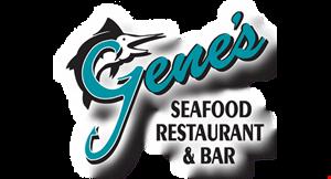 Gene's Seafood - Lakewood logo