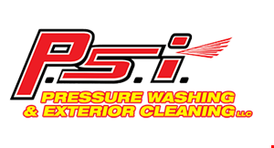 Psi Mobile Pressure Washing & Auto Detailing - Palm Coast logo
