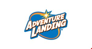 Product image for Adventure Landing $29 for Two - 5 Attraction Passes including mini-golf, go carts, and laser tag (Reg. $60)