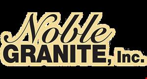 Noble Granite - Jacksonville logo