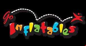 Go Inflatables logo