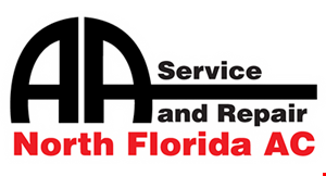 AA Service and Repair-North Florida AC logo