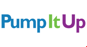 Pump It Up - Southside logo