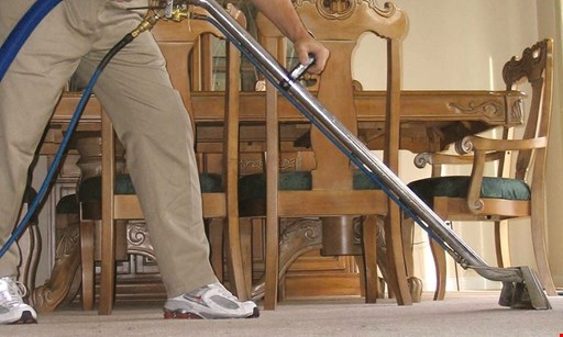 Product image for Precision Carpet & Upholstery Care - Jacksonville $149 Pressure Wash Single Car DrivewayIncludes Sidewalk to Front Door - Up to 500 sq. ft.