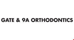 Gate and 9A Orthodontics & Dentistry logo