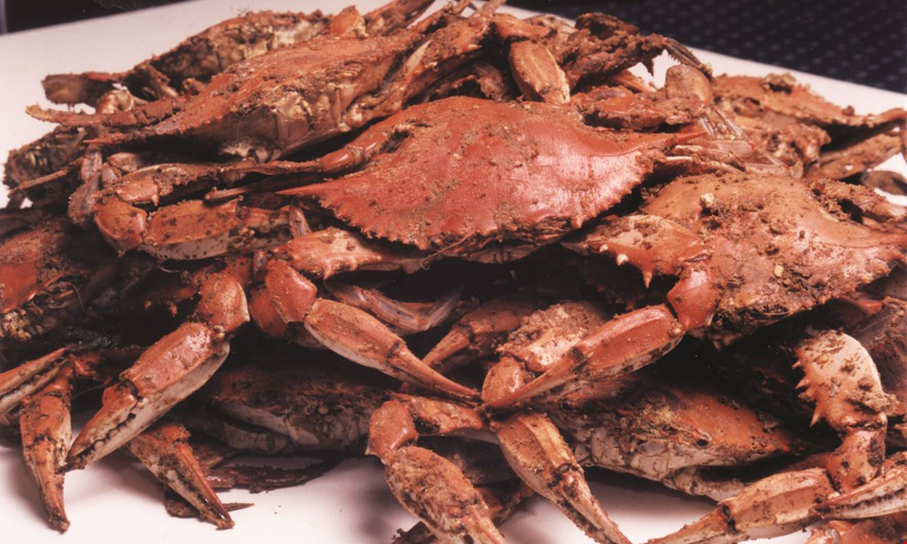 Product image for Wiso's Crabs & Seafood 10% off any purchase of $25 or more (excludes crabs).