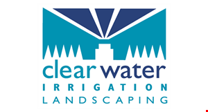 Clearwater Irrigation & Landscaping - Jacksonville logo