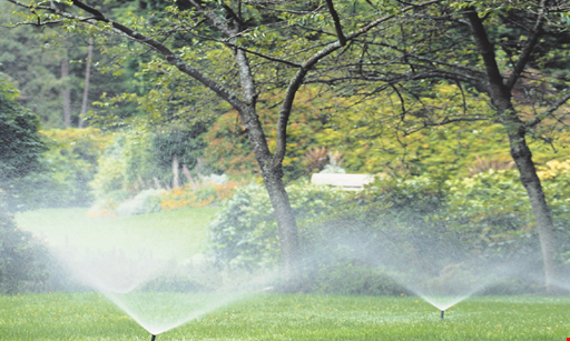 Product image for Clearwater Irrigation & Landscaping - Jacksonville $100 OFF Any new Sprinkler System installed